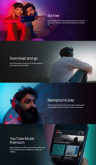 Ad-free & Background Play