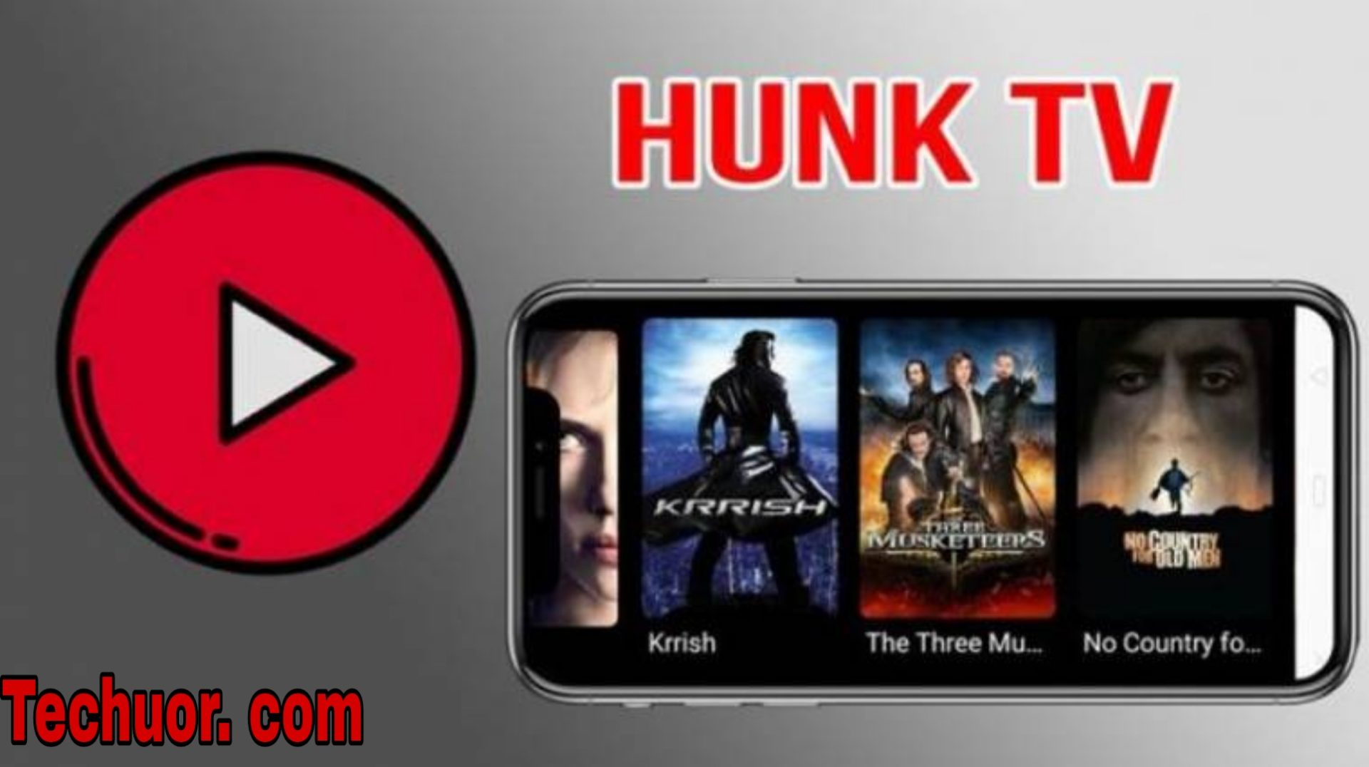 Hunk TV APK v3.5 Download (Ad-Free) for Android